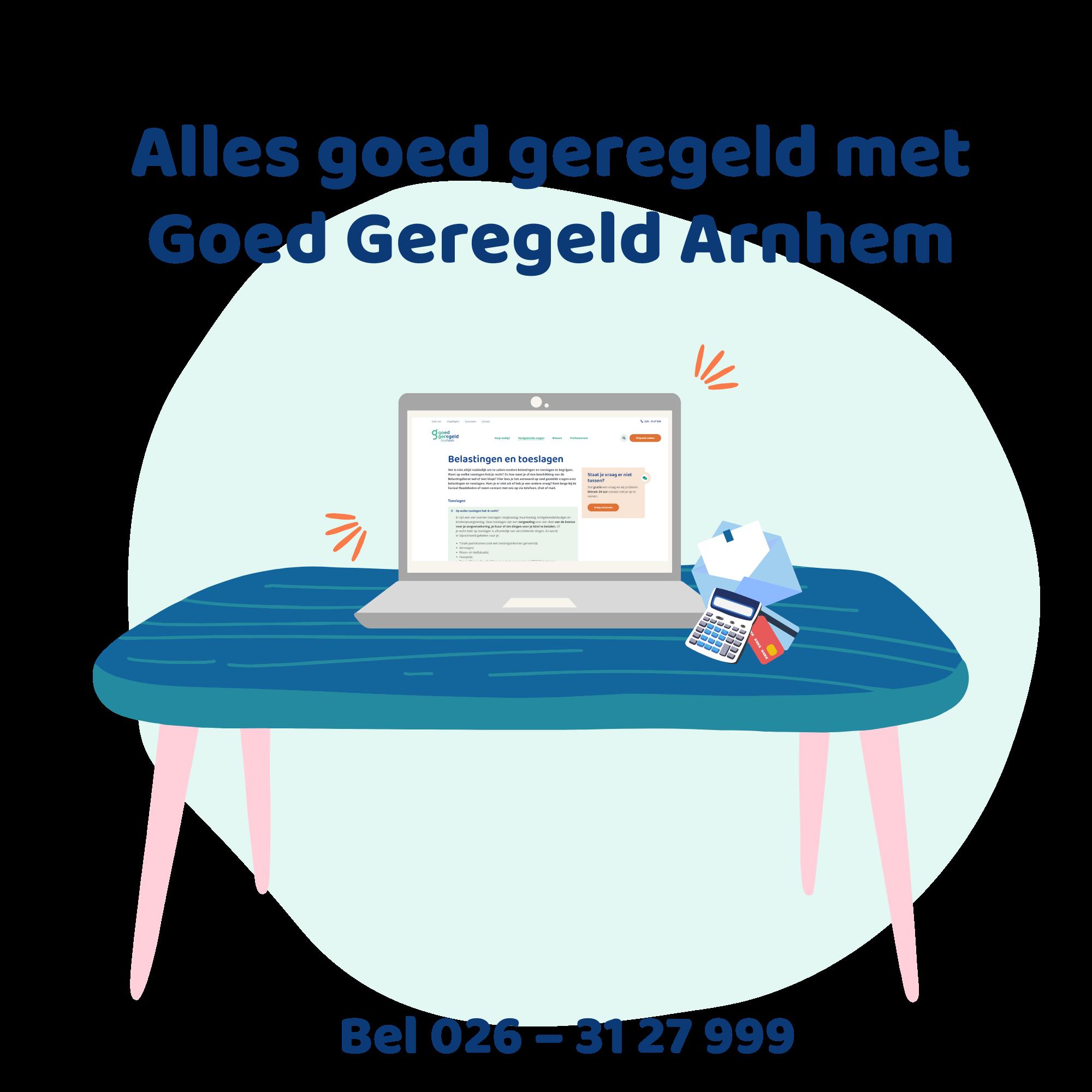contact Goed Geregeld Arnhem